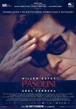 Plakat filmu Pasolini
