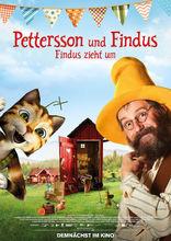 Movie poster Pettson i Findus - Wielka wyprowadzka