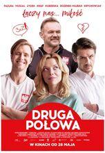 Plakat filmu Druga połowa