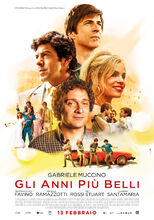 Plakat filmu Najlepsze lata