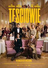 Plakat filmu Teściowie